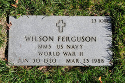 Wilson Ferguson