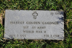 Harvey Golden Gardner