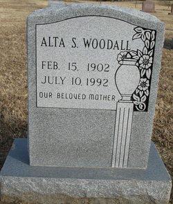 Alta Sara <I>Taylor</I> Woodall