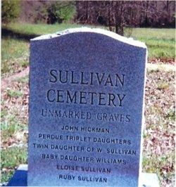Sullivan Cemetery #1