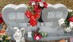 """Francis Marion """"Bunk"""" Wells"""