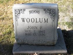 John F Woolum