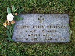 Floyd Ellis Billings