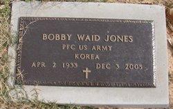 Bobby Waid Jones