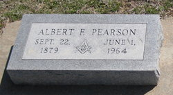 albert francis pearson 1879 1964 find a grave memorial
