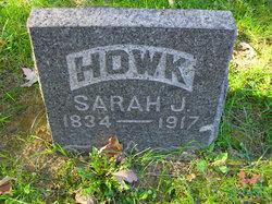 Sarah J. <I>Atkinson</I> Howk