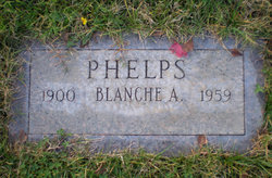 Blanche Pearl <I>Allen</I> Phelps