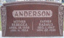 Rebecca <I>Bohn</I> Anderson