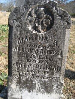 Martha R. Ball
