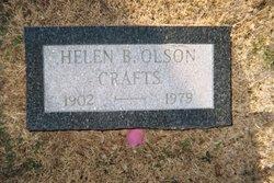 Helen Beatrice <I>Olson</I> Crafts