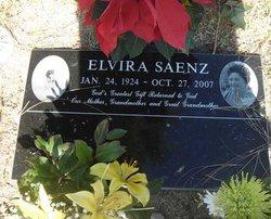 Elvira Saenz