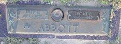 Fred E Abbott