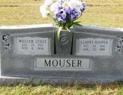 Gladys Maybell <I>Hoover</I> Mouser
