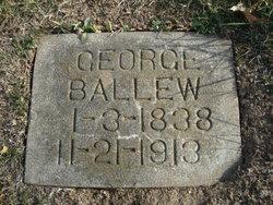George Whitfield Ballew