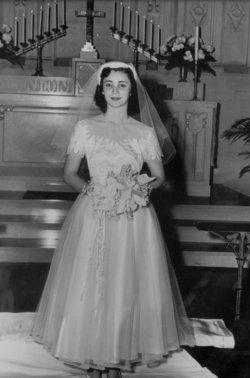 """Mrs Grace Elizabeth """"Little Gracie"""" <I>Gould</I> Carver"""