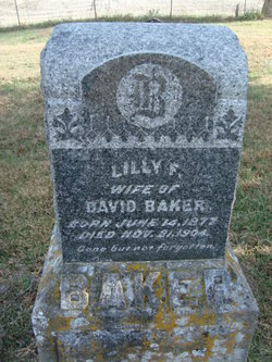 Lily F. <I>Eden</I> Baker
