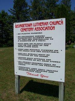 Georgetown Lutheran Church Cemetery