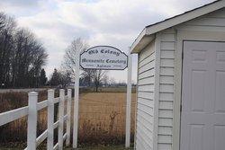 Old Colony Mennonite Cemetery