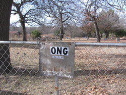 Ong Cemetery