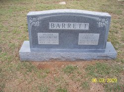 Gabriel Clinton Barrett