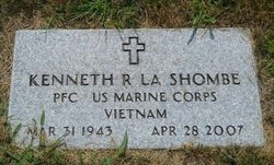 Kenneth R. LaShombe