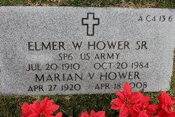 Elmer Wesley Hower, Sr