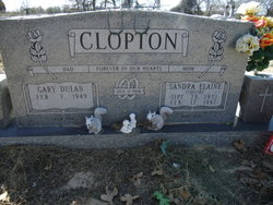 Sandra Elaine <I>Taylor</I> Clopton
