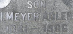 I Meyer Adler