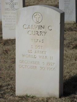 Calvin C Curry