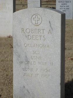 Robert A Deets