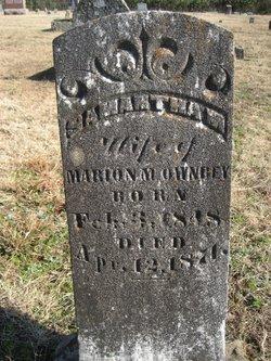 Samantha M. <I>Hutcheson</I> Ownbey
