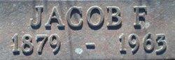 Jacob F. Dorsey