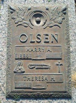 Harry A. Olsen