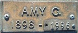 Amy G. Rimmer