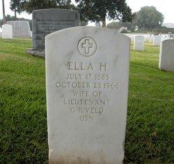 Ella Helene <I>Gethmann</I> Veed