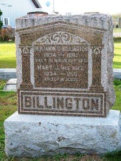 Mary Jane <I>Holly</I> Billington