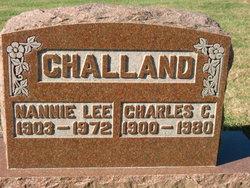 Charles C Challand