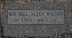 "William Allen ""Bill"" Wilson, Jr"