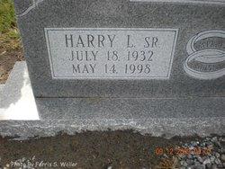 Harry L. Creamer, Sr