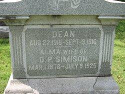 Dean P Simison