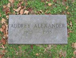 Audrey Alexander