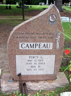 Mrs Ida D <I>Meyer</I> Campeau