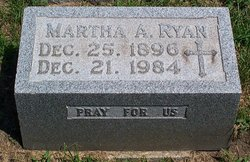 Martha Agnes Ryan