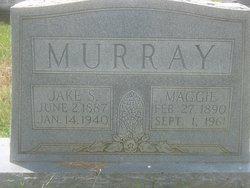 "Margaret Elizabeth ""Maggie"" <I>Burk</I> Murray"