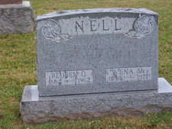 Reuben Oscar Nell