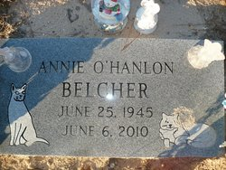 Annie <I>O'Hanlon</I> Belcher