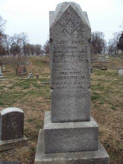 Adeline M. <I>Northrop</I> Ives