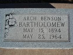 Arch Benson Bartholomew