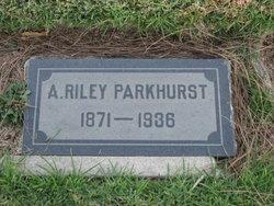 A. Riley Parkhurst