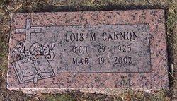 Lois Marie Cannon